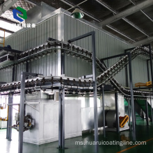 New Vertical Metal Heavy Hanger Conveyor Belt dengan ISO9001